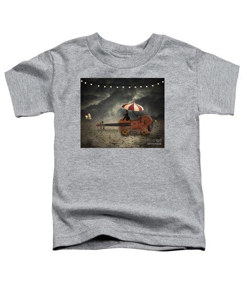 Mr. Dark Toddler T-Shirt