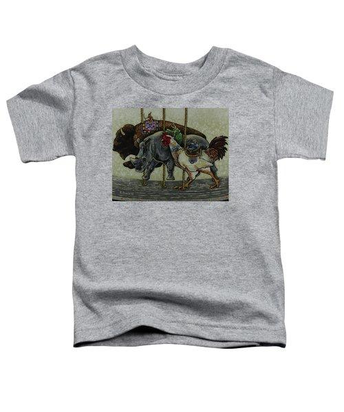 Carousel Kids 1 Toddler T-Shirt