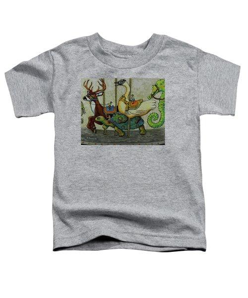 Carousel Kids 5 Toddler T-Shirt