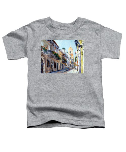 Cartagena Colombia Toddler T-Shirt