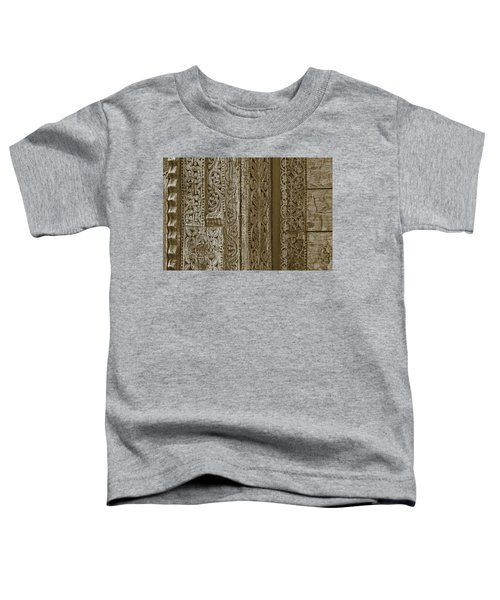 Carving - 1 Toddler T-Shirt