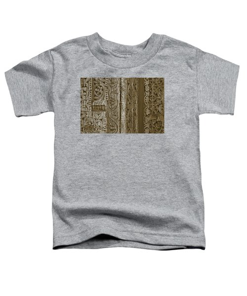 Carving - 2 Toddler T-Shirt
