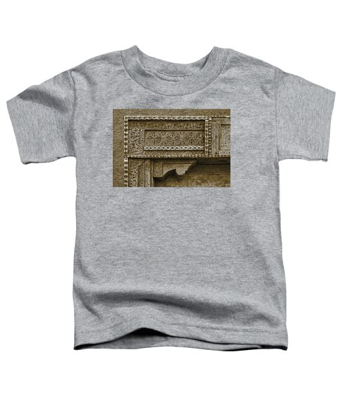 Carving - 3 Toddler T-Shirt