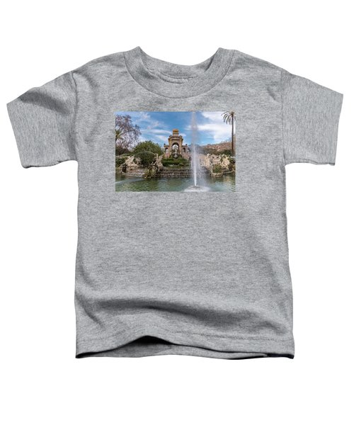 Cascada Monumental Toddler T-Shirt