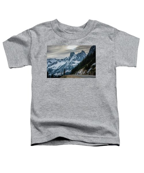 Cascade Beauty Toddler T-Shirt