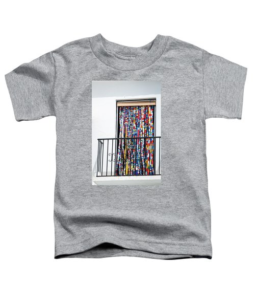 Cascade Of Colour Toddler T-Shirt