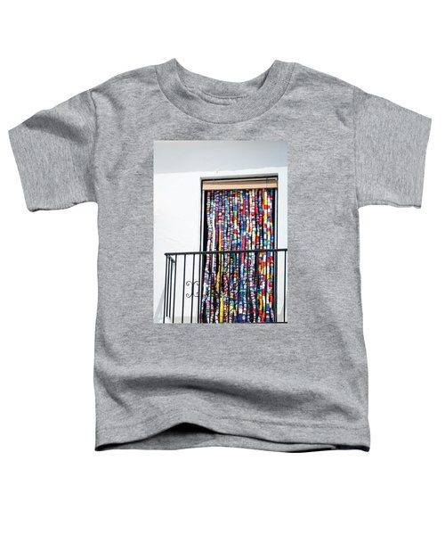 Cascade Of Colour Toddler T-Shirt