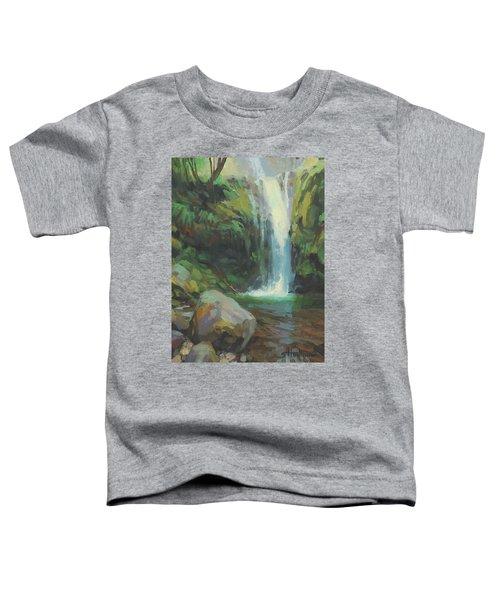Cascadia Toddler T-Shirt
