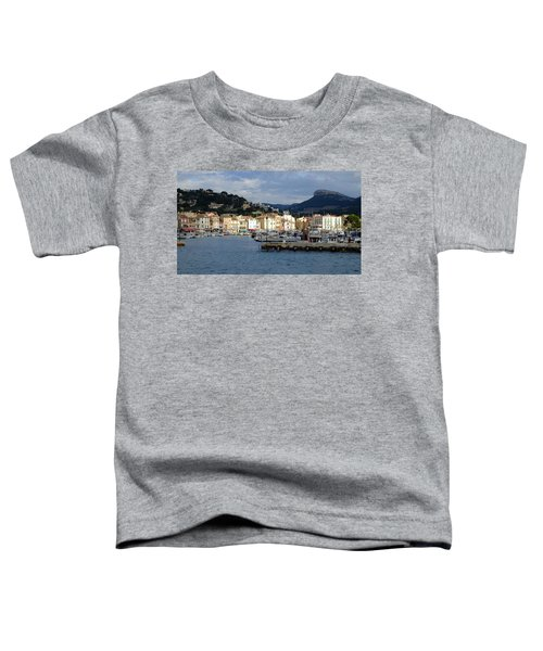 Cassis Town And Harbor Toddler T-Shirt