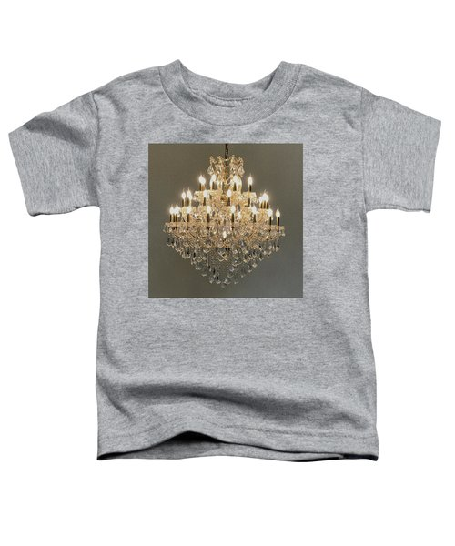 Castle Dining Room Toddler T-Shirt