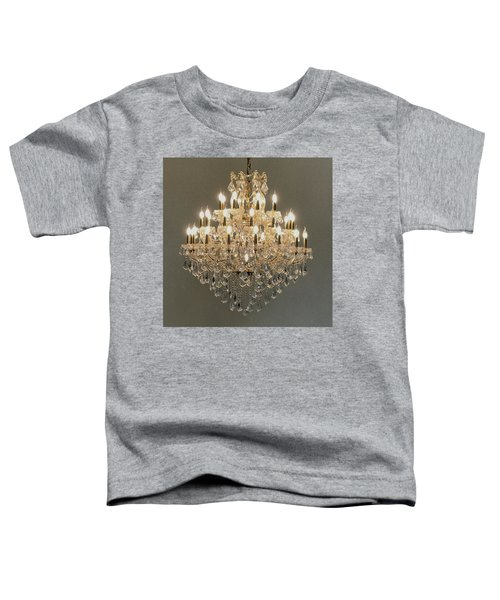 Castle Dining Room Toddler T-Shirt