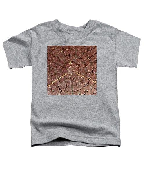 Castle Rose 03 Toddler T-Shirt