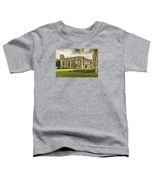 Castle Ruins Toddler T-Shirt