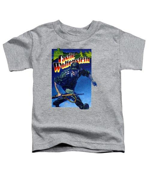 Castle Wolfenstein Shirt Toddler T-Shirt
