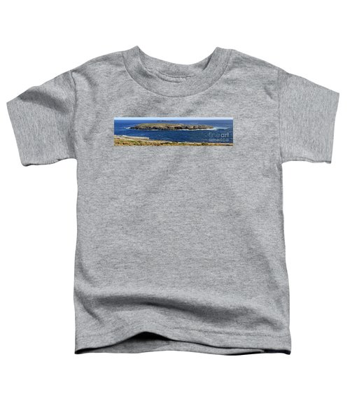 Toddler T-Shirt featuring the photograph Casuarina Islets by Stephen Mitchell