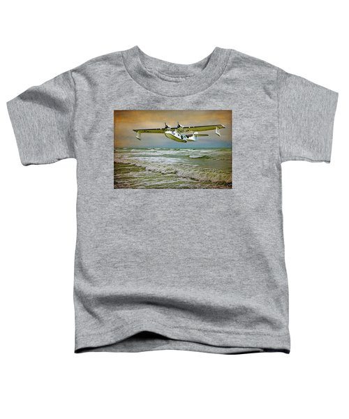 Catalina Flying Boat Toddler T-Shirt
