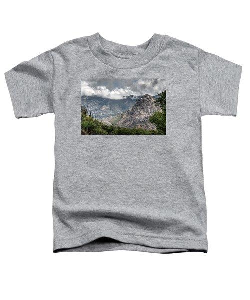 Catalina Mountains Toddler T-Shirt