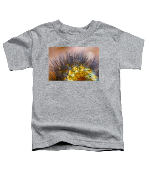 Caterpillar Hair Toddler T-Shirt