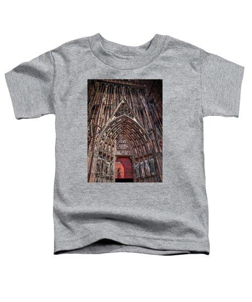 Cathedral Entance Toddler T-Shirt