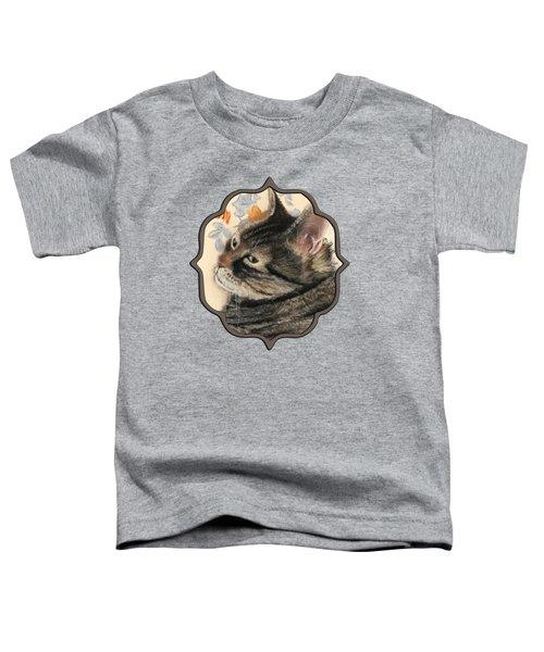 Cattitude Toddler T-Shirt