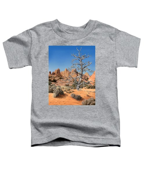 Caught In Your Dying Arms Toddler T-Shirt