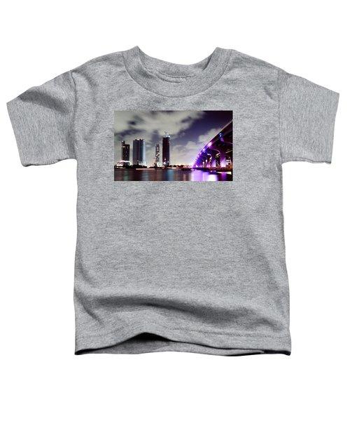 Causeway Bridge Skyline Toddler T-Shirt