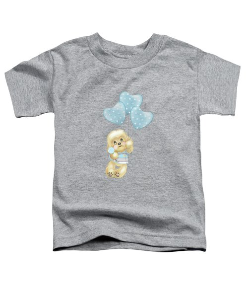 Cavapoo Toby Baby Toddler T-Shirt