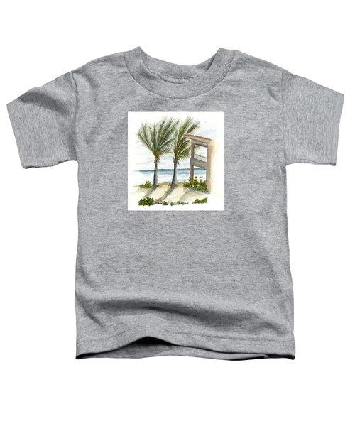 Cayman Hotel Toddler T-Shirt
