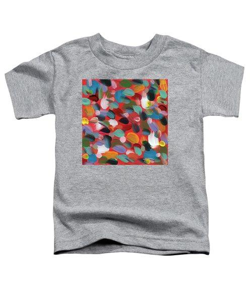 Celebration Day- Art By Linda Woods Toddler T-Shirt