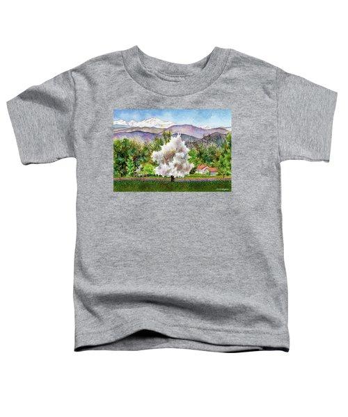 Celeste's Farm Toddler T-Shirt