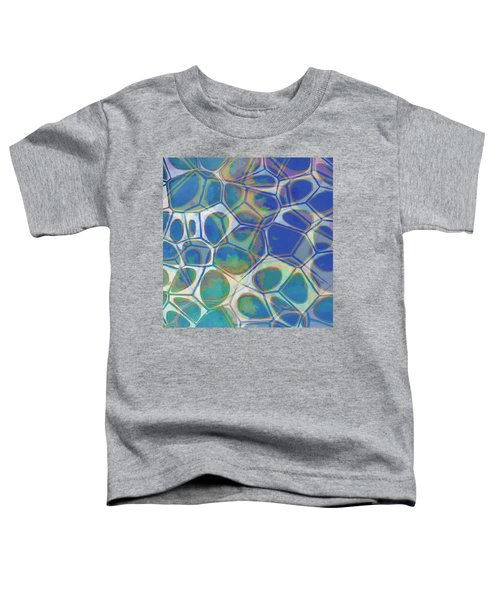 Cell Abstract 13 Toddler T-Shirt by Edward Fielding