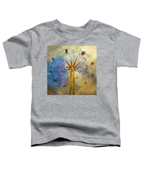 Centre Of The Universe Toddler T-Shirt