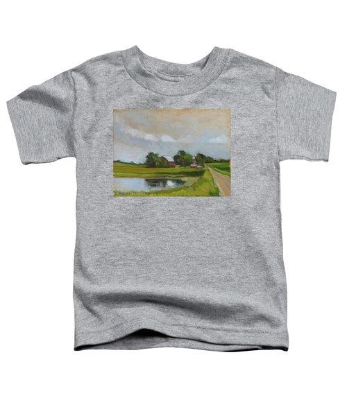 Century Farm Toddler T-Shirt