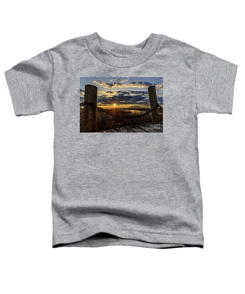 Chained View Toddler T-Shirt