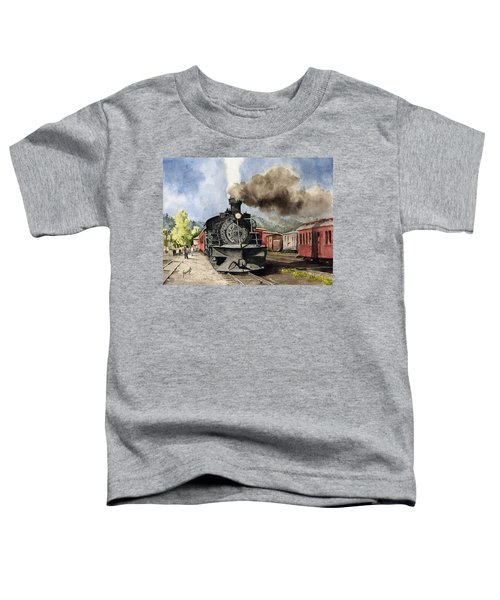 Chama Arrival Toddler T-Shirt