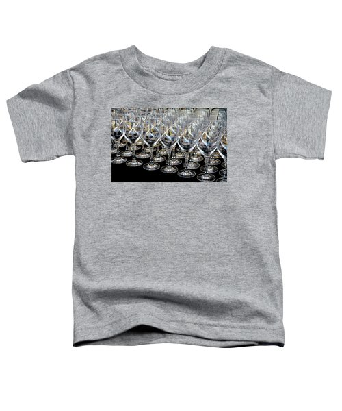 Champagne Army Toddler T-Shirt