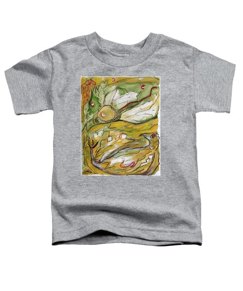 Change Of The Seasons Toddler T-Shirt