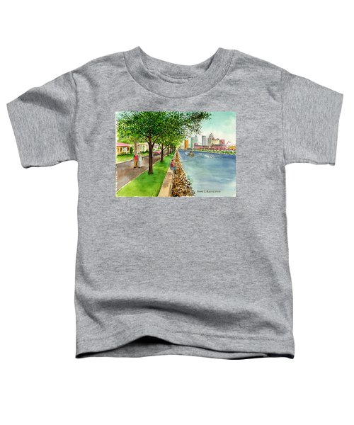 Channel Drive Tampa Florida Toddler T-Shirt