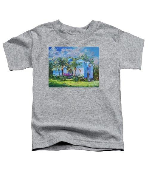 Chapel Of St. Panteleimon Toddler T-Shirt