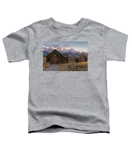 Chapel Of The Transfiguration - II Toddler T-Shirt