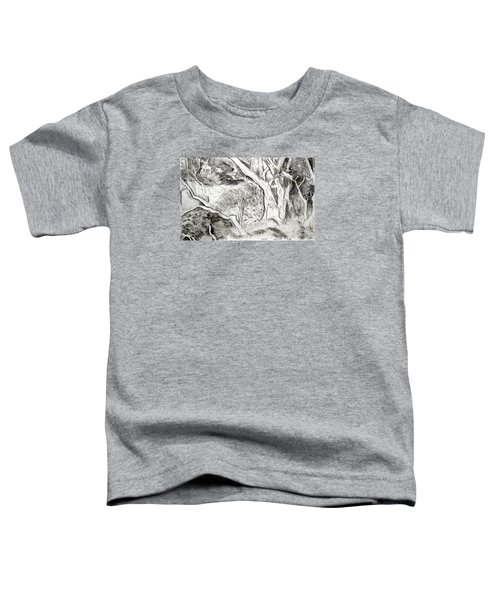 Charcoal Copse Toddler T-Shirt