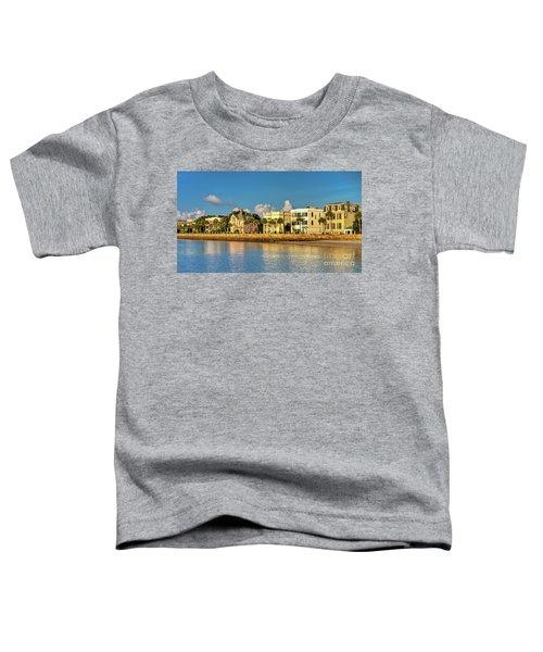 Charleston Battery Row Of Homes  Toddler T-Shirt