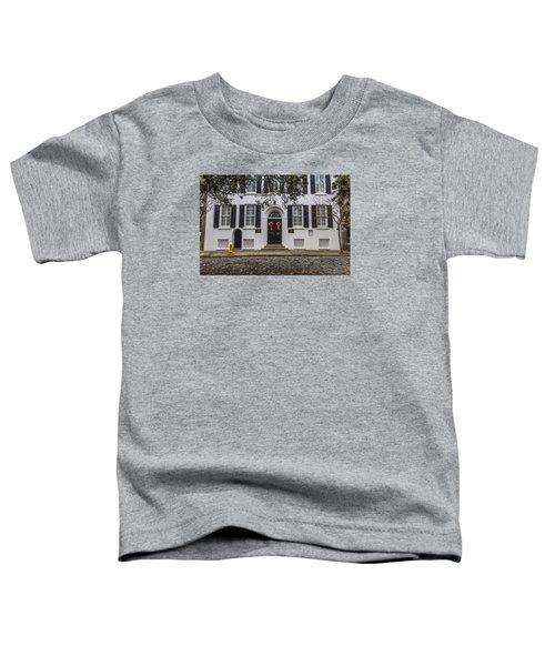 Charleston Doorway 3 Toddler T-Shirt