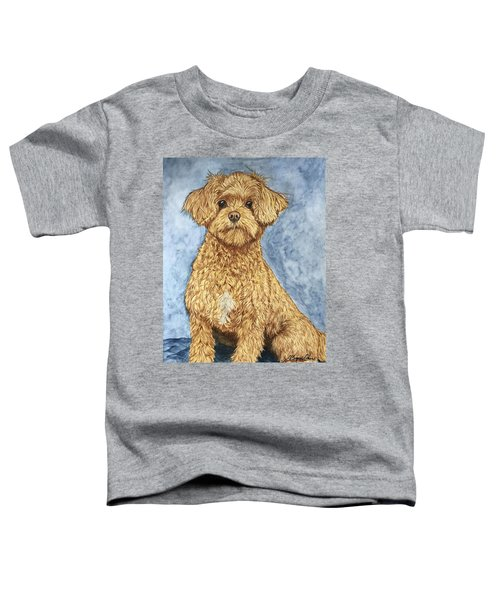 Chase The Maltipoo Toddler T-Shirt