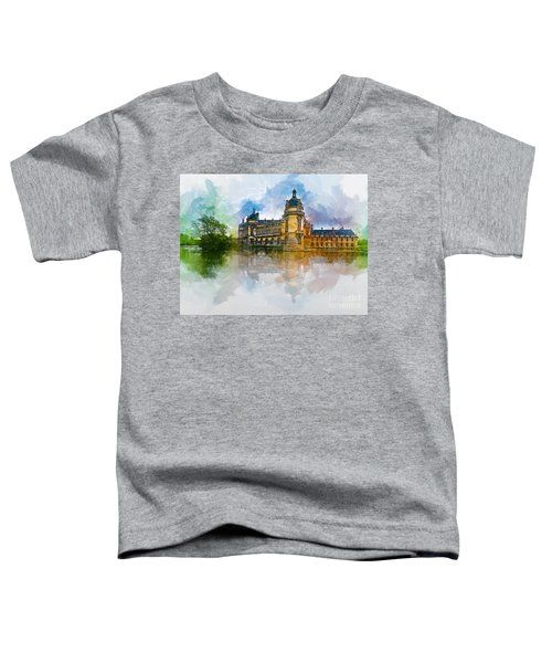 Chateau De Chantilly Toddler T-Shirt