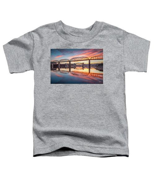 Chattanooga Sunset 5 Toddler T-Shirt