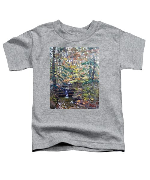 Chautauqua Gorge State Forest Toddler T-Shirt