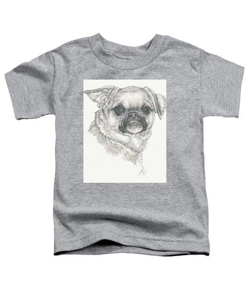 Cheeky Cheeks Toddler T-Shirt