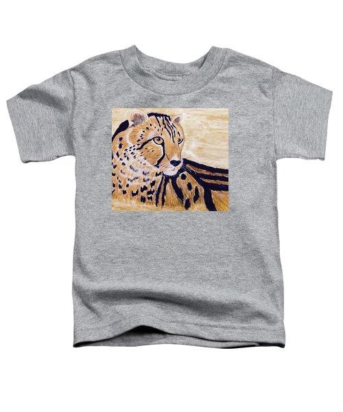 Cheeta Toddler T-Shirt
