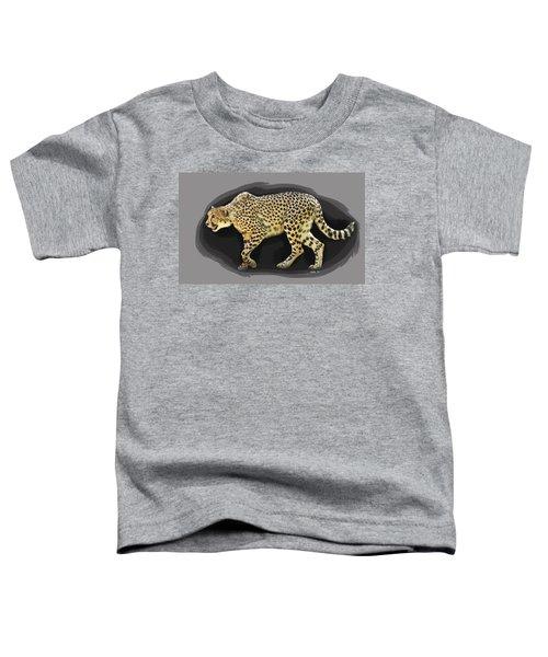 Cheetah 10 Toddler T-Shirt